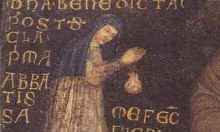 Beata Benedetta di Assisi